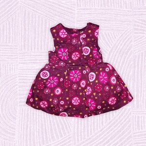 Genuine kids floral dress, 12mos